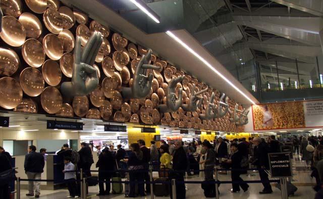 インディラ・ガンディー空港
