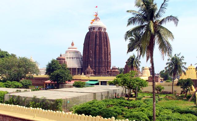 ジャガンナート寺院の画像