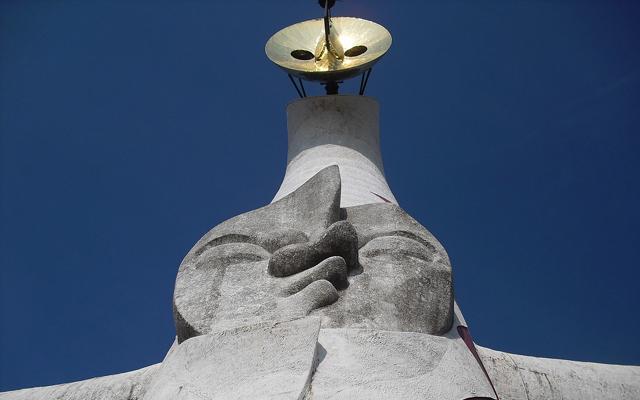 岡本太郎といえば太陽の塔
