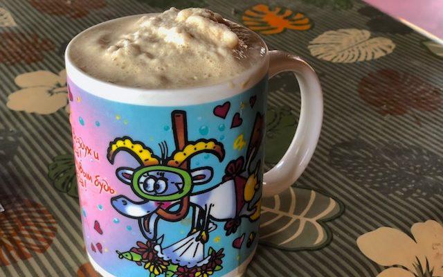 人気の冷たいアイスコーヒー