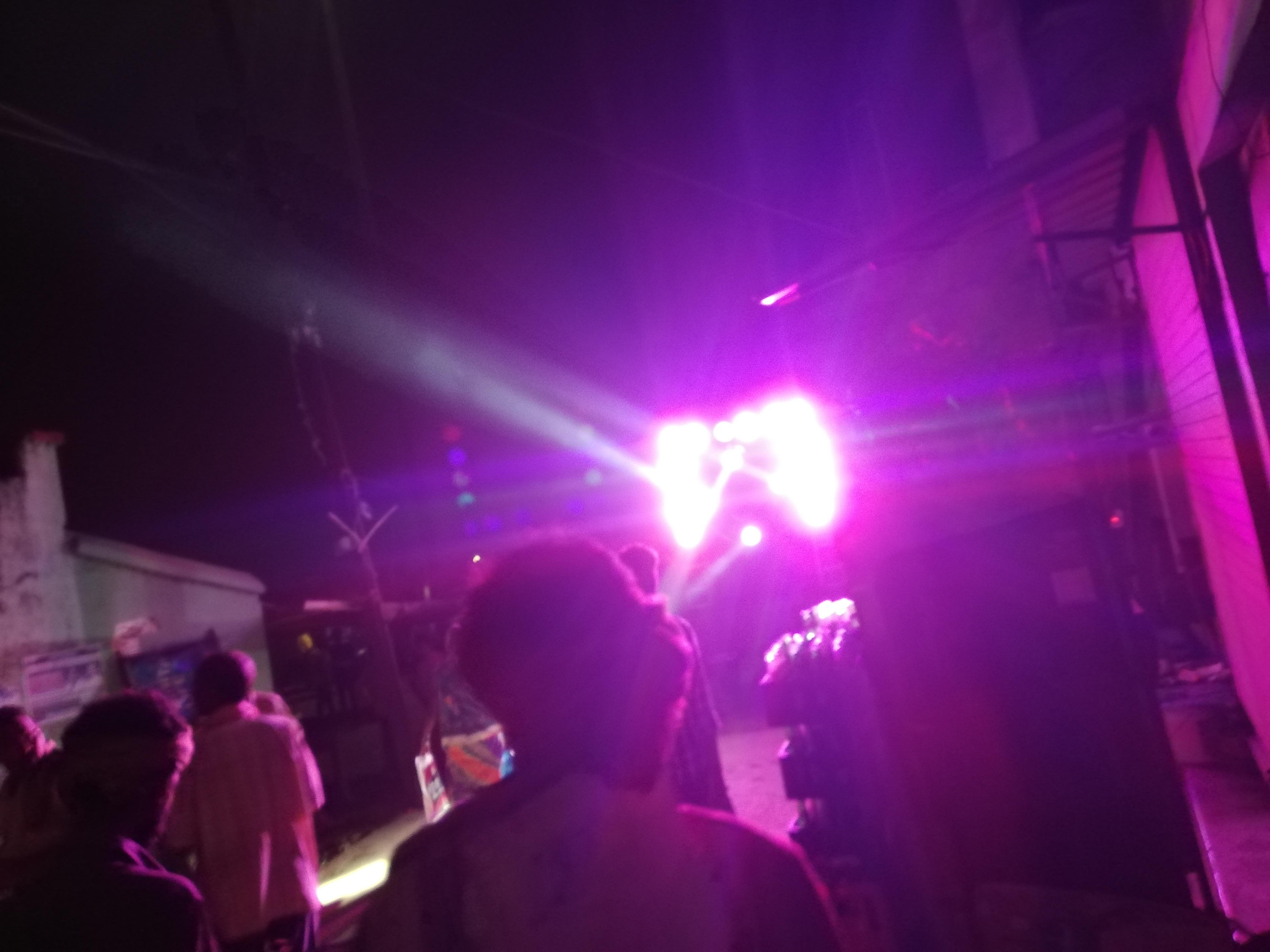 DJ NIGHT!?