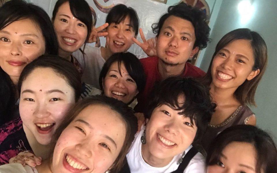 2月生の全員集合の写真