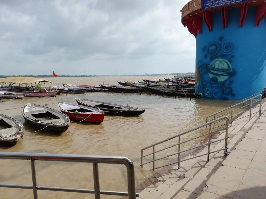ガンジス川に沈んだリンク