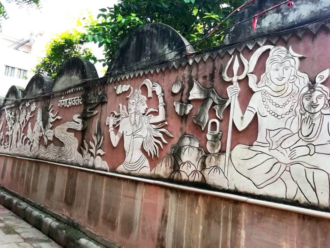 壁彫りアート2